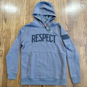 Under Armour Project Rock Respect Sweatshirt